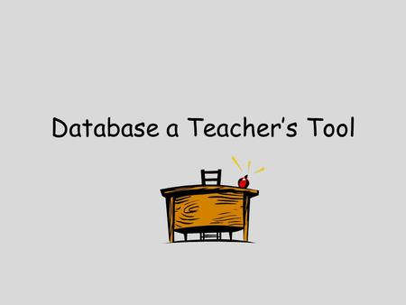 Database a Teacher's Tool. This form is great, but how do I add more than one name?