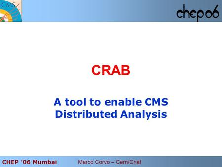 A tool to enable CMS Distributed Analysis