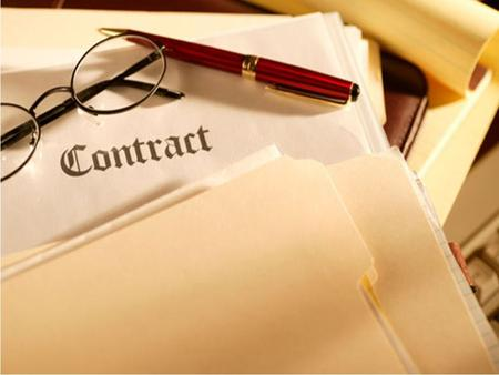 Contracts. A contract… is any agreement enforceable by law.