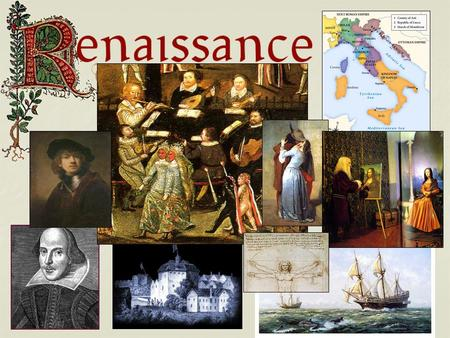 The Renaissance lasted from the late 1300's through the early 1500's. The word Renaissance means 'rebirth'. It was a time to leave the Dark Ages and try.