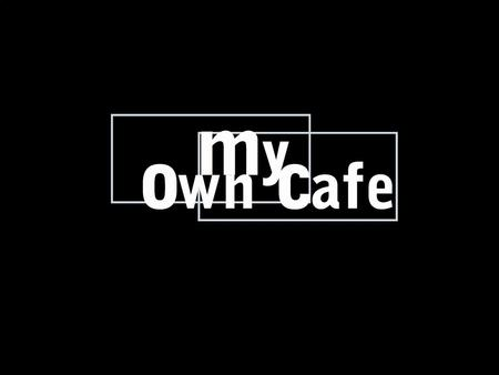 The My Own Café project is a regional library system information & entertainment portal for teens that offers one-stop service to: Statewide, Regional.