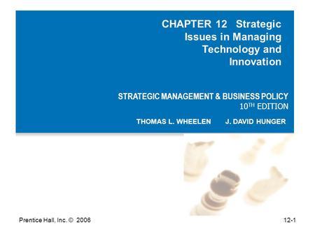 strategic management of technological innovation mcgraw hill pdf