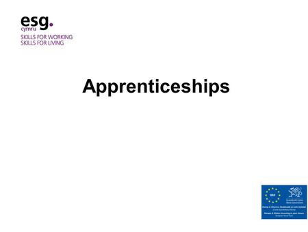 Apprenticeships. Modern Apprenticeships What are Modern Apprenticeships? What's in it for me ? What qualifications are available? How do I achieve a Modern.