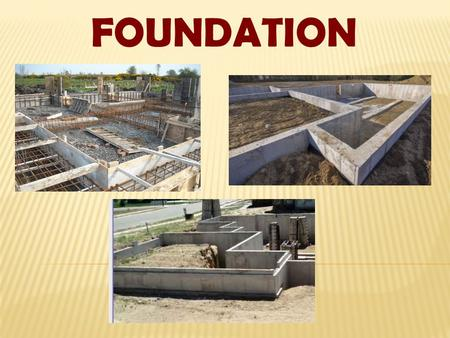 FOUNDATION.