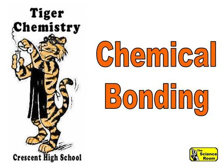 Atoms that interact to form compounds are said to be chemically bonded.