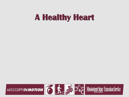 A Healthy Heart. Cardiovascular Basics What is Cardiovascular Disease? A common term describing a group of diseases that cause a blockage of blood flow,