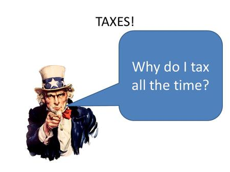 TAXES! Why do I tax all the time?. How Taxes Affect Market Outcomes Market not efficient – Total surplus not maximized When a good is taxed, the quantity.