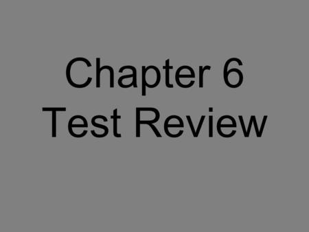 Chapter 6 Test Review. Listening C BA D Match the following 1.___AbuelaA. Uncle 2.___hermano B. grandma 3.___primaC. cousin 4.____ TíoD. Brother 5.____.