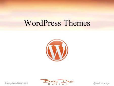 WordPress Themes.