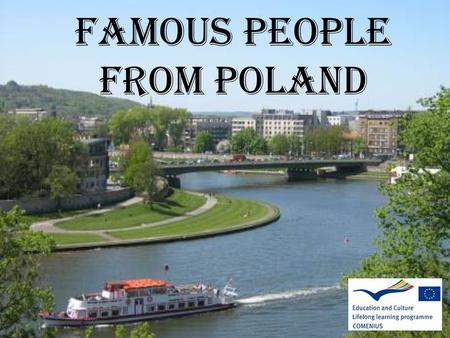 Famous people from Poland