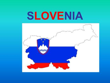 SLOVENIA. Republic of Slovenia is a country in Central and Southeastern Europe touching the Alps and bordering the Mediterranean. Slovenia borders Italy.