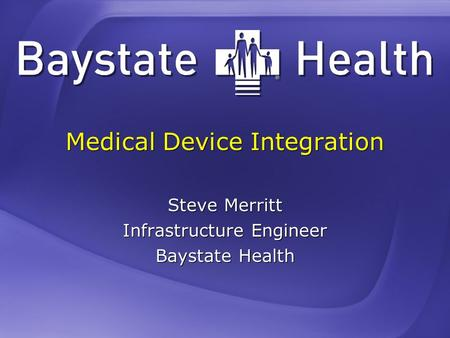 Medical Device Integration