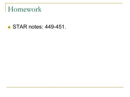 Homework STAR notes: 449-451.. Intro HOT ROC Vocab Quiz! Review Homework Pair share thesis statements Share as a class.