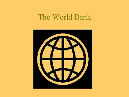 The World Bank. Modern Transit Global Trends and International Framework.