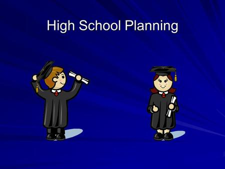 High School Planning. Graduation Requirements In order to receive a high school diploma from Mesa Public Schools, students must: Complete the credit requirements.