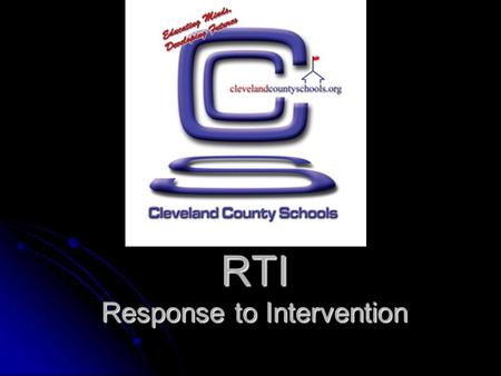 RTI Response to Intervention. Tier I Contents Review Review Paper work information Paper work information Procedures Procedures.