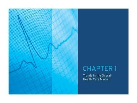 TABLE OF CONTENTS CHAPTER 1.0: Trends in the Overall Health Care Market Chart 1.1: Total National Health Expenditures, 1980 – 2010 Chart 1.2: Percent.