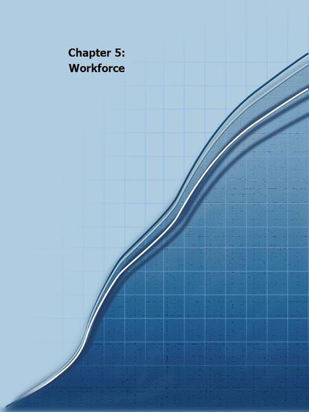 Chapter 5: Workforce. Chartbook 2003 Physician Workforce After dropping slightly in 1999, the number of active physicians per thousand population rose.