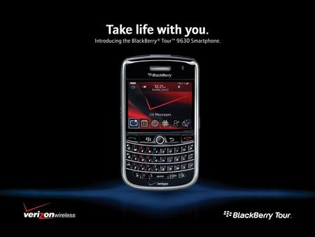 Activate BlackBerry on Verizon Wireless Network Activate Perform OTA activation (*228 send option 1) > Perform test call Test data services > Select Browser.