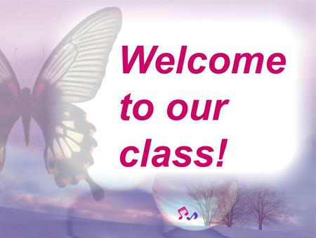 Welcome to our class!. Warming up : How do you usually go to school ? by bike by car by bus by taxi on foot...