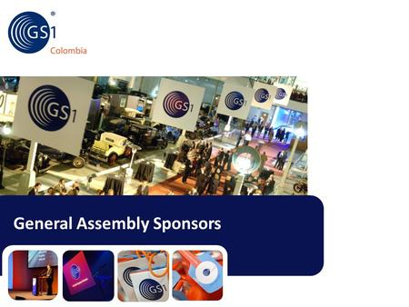 20 General Assembly Sponsors. GS1 is a global organization working to achieve supply chains with wealthy, efficient and safe information through the development.