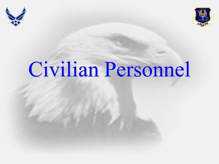 Civilian Personnel. Overview Why employ civilians Why employ civilians Basic policies for management of DoD civilian positions Basic policies for management.