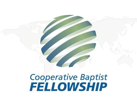 Who is CBF? Getting to know the Cooperative Baptist Fellowship.
