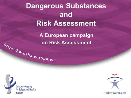 Dangerous Substances and Risk Assessment