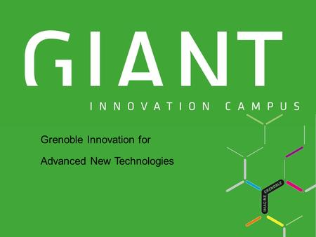 Grenoble Innovation for
