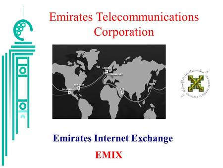 Emirates Telecommunications Corporation Emirates Internet Exchange EMIX.