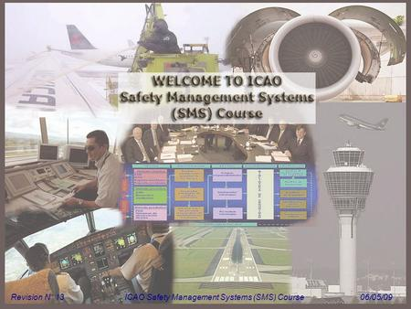 ICAO Safety Management Systems (SMS) Course