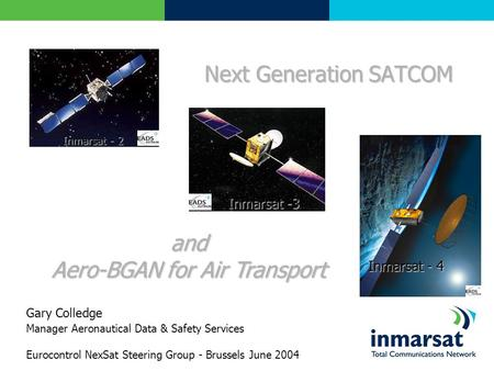 Next Generation SATCOM