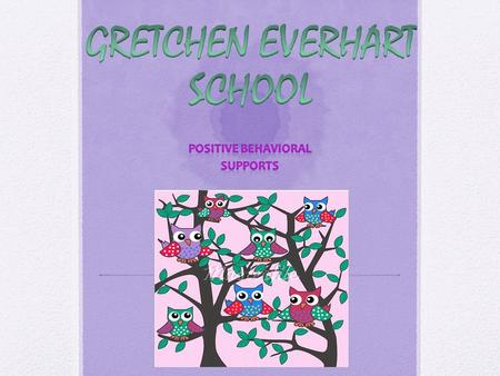 Strategies that utilize positive interventions and reinforcement to achieve positive behavior change in individuals and in the school as a whole.