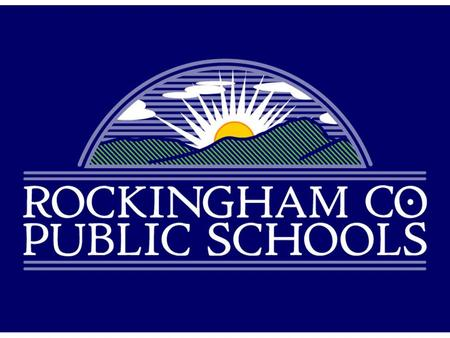 Superintendents Recommended Budget: FY 2010-11 Rockingham County Public Schools March 23, 2010.