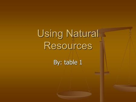 Using Natural Resources By: table 1. Sand Sandy soils have different particles. Quartz are commonly found in sand. Feldspar is also in sand. Sandy soils.