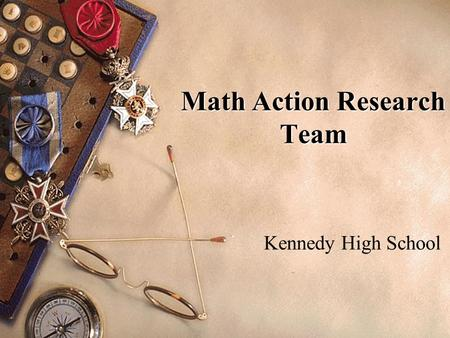 Math Action Research Team