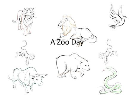 A Zoo Day.