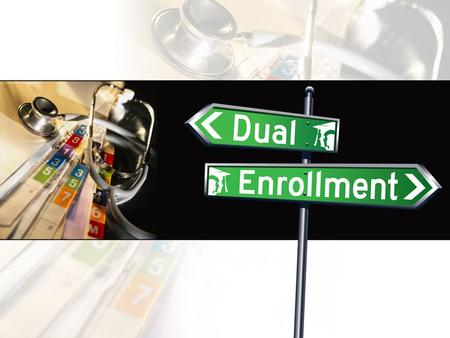 What is Dual Enrollment? Dual enrollment programs provide opportunities for FCS high school students to take college-level courses and earn concurrent.
