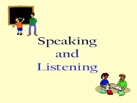 To highlight the importance of speaking and listening in maths lessons To consider ways of developing childrens mathematical vocabulary To look at a range.
