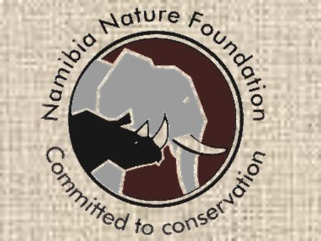 Mission Statement The primary aims <strong>of</strong> the NNF are to promote sustainable development, to <strong>conserve</strong> biological diversity and <strong>natural</strong> ecosystems, and to.