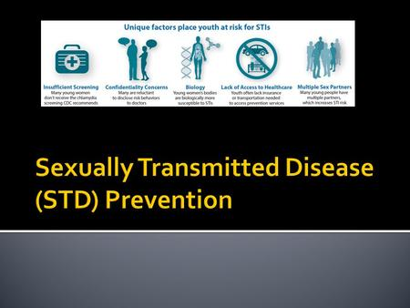 Sexually Transmitted Disease (STD) Prevention