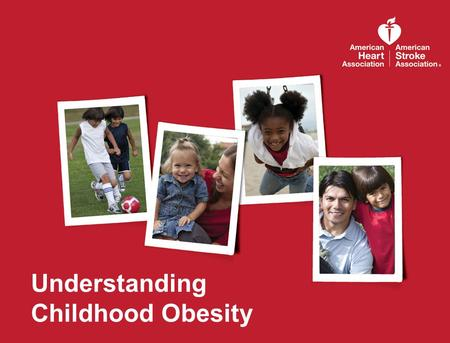 Understanding Childhood Obesity. An Epidemic of Excess About 32% of children and teens in the U.S. is overweight or obese. Over the past three decades,