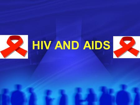HIV AND AIDS WHAT IS IT? AIDS is a chronic, life-threatening condition caused by the human immunodeficiency virus (HIV). By damaging your immune system,