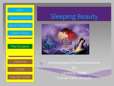 A Homemade PowerPoint Game By Lyneisha Fluker Ecorse Public Schools
