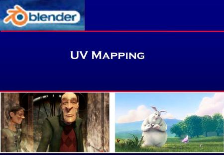 UV Mapping. Purpose UV mapping is a process of applying textures to an object by hand.