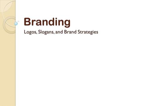 Branding Logos, Slogans, and Brand Strategies. Did you know? The Haagen Dazs name is made up of two completely fabricated words! Created to convey a.