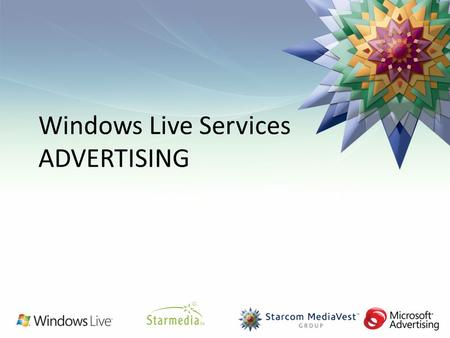 Windows Live Services ADVERTISING. Windows Live is a set of Web and client software services from Microsoft These services replace some existing software.