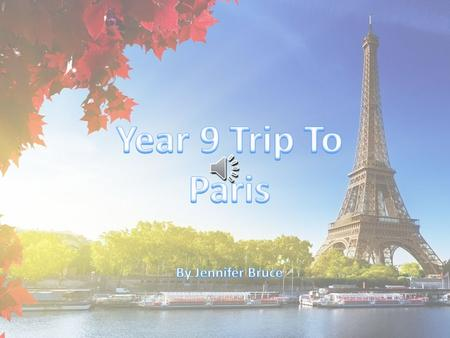 At Dartford Grammar School for Girls, we have been going on a year 9 Paris Trip for 17 years and have had positive feedback every time. It is a great.
