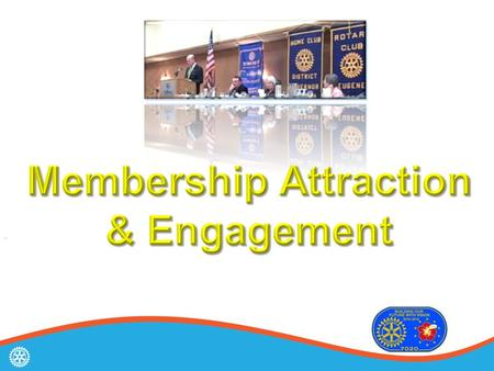 Which is the Rotary Club of the Future? Why did you join Rotaract?