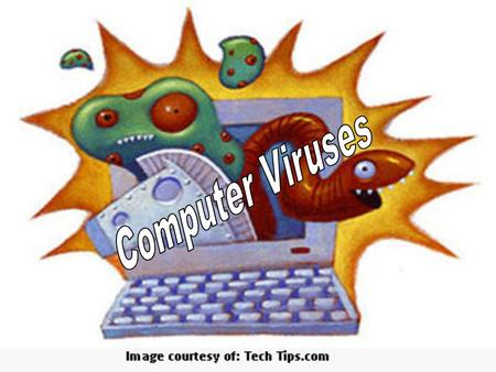 Definitions  Virus A small piece of software that attaches itself to a program on the computer. It can cause serious damage to your computer.  Worm.
